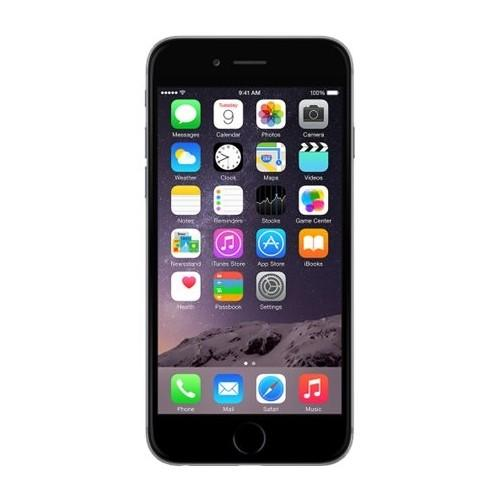 Apple - Pre-Owned iPhone 6 4G LTE with 64GB Memory Cell Phone (Unlocked) - Space Gray